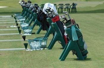 pratique de golf supervisée