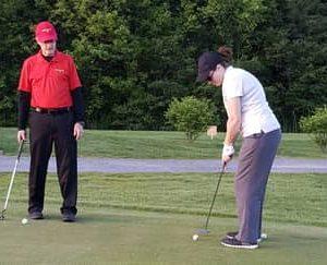 cours de golf privés